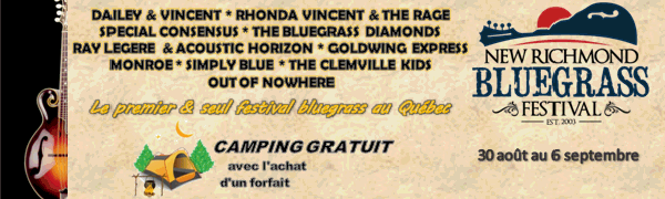 Festival Bluegrass de New Richmond
